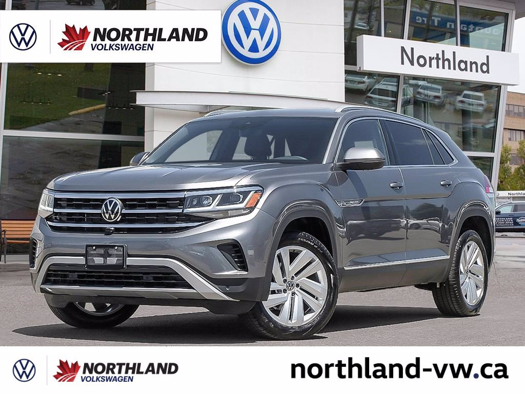 New 2020 Volkswagen Atlas Cross Sport Execline
