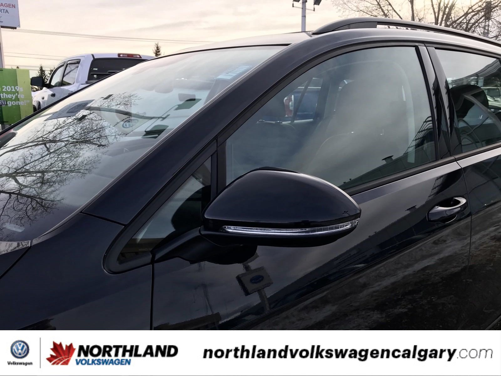 Certified Pre-Owned 2019 Volkswagen Golf SportWagen Highline