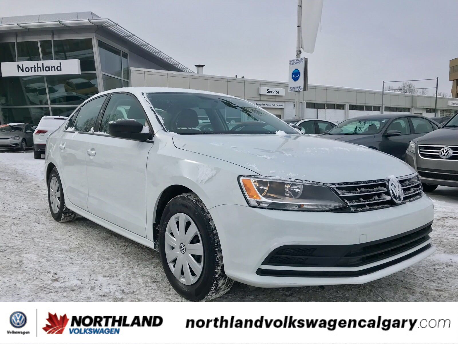 Certified Pre-Owned 2017 Volkswagen Jetta Sedan Trendline