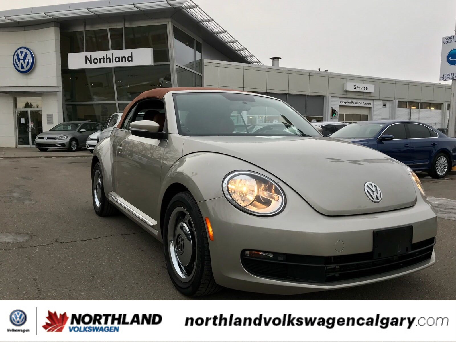 Certified Pre Owned 2016 Volkswagen Beetle Convertible Clic