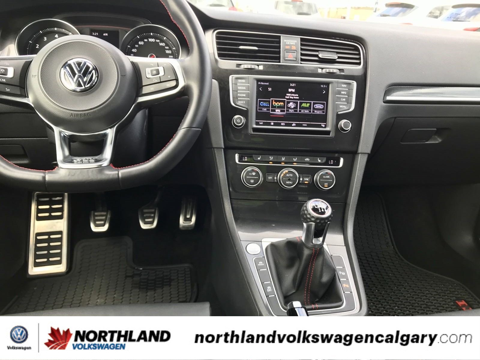 Certified Pre-Owned 2017 Volkswagen Golf GTI Autobahn