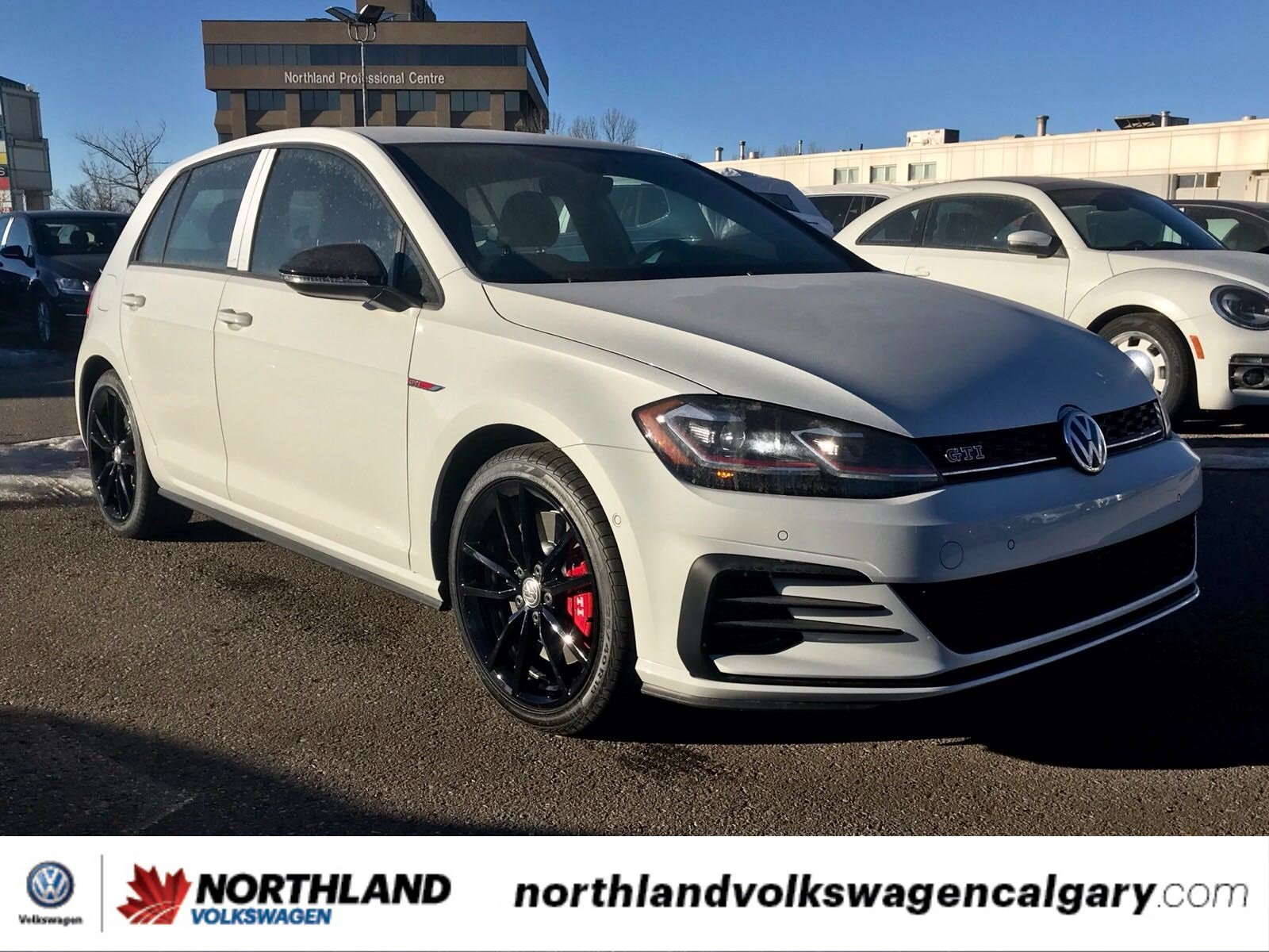 New 2019 Volkswagen Golf GTI Rabbit