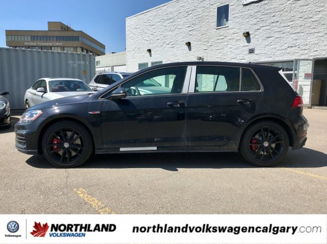 NEW 2019 VOLKSWAGEN GOLF GTI RABBIT FWD HATCHBACK