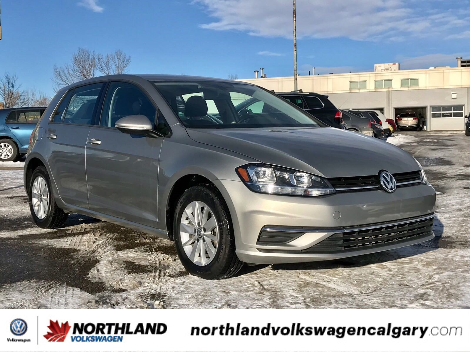 Certified Pre-Owned 2018 Volkswagen Golf Trendline
