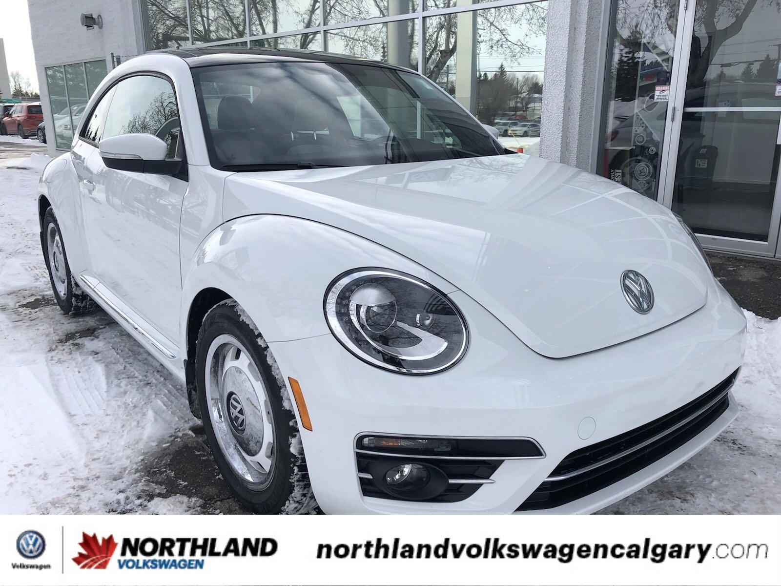 Certified Pre-Owned 2018 Volkswagen Beetle Coast