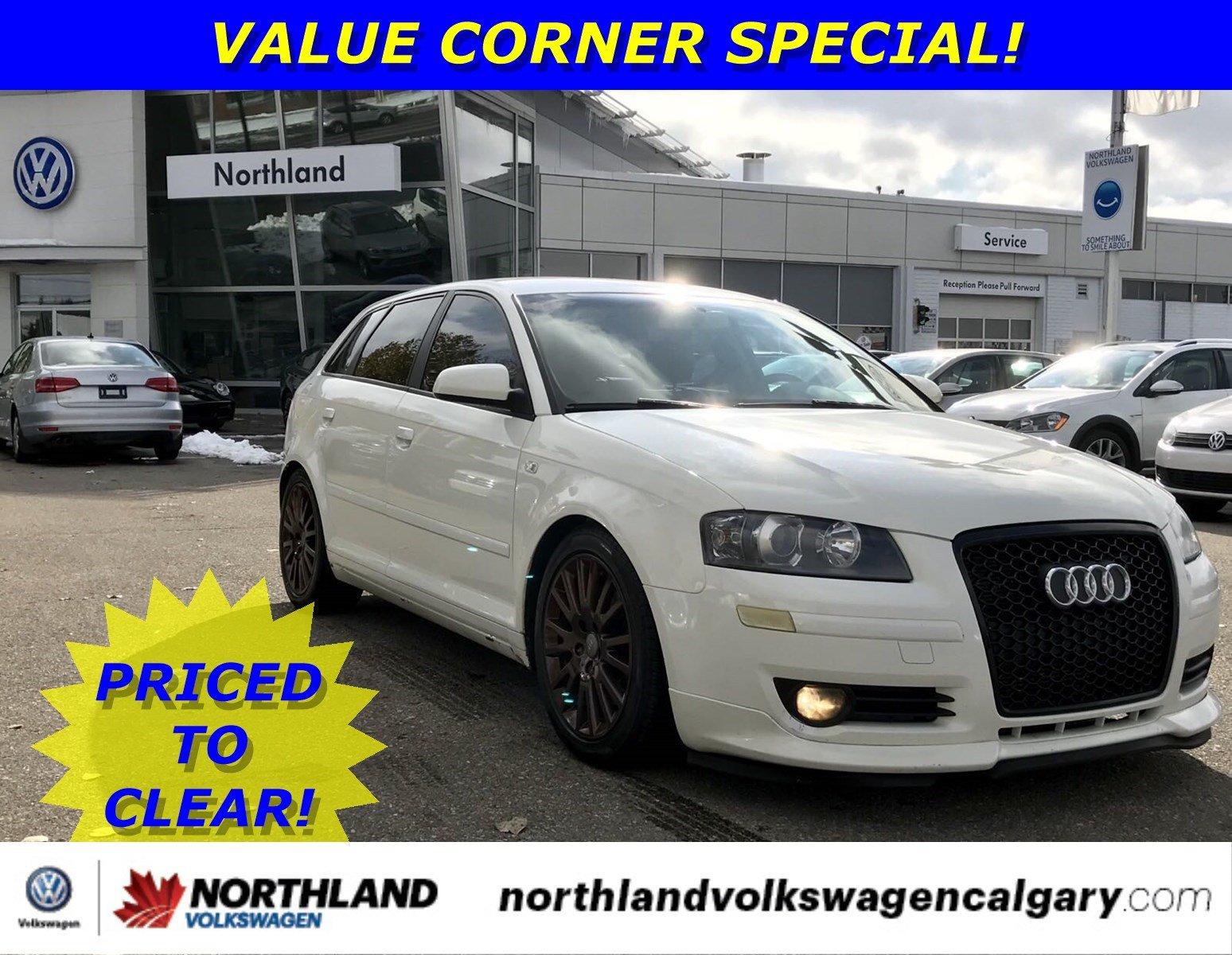 PreOwned Audi A WSport Pkg Station Wagon In Calgary - Audi a3 wagon