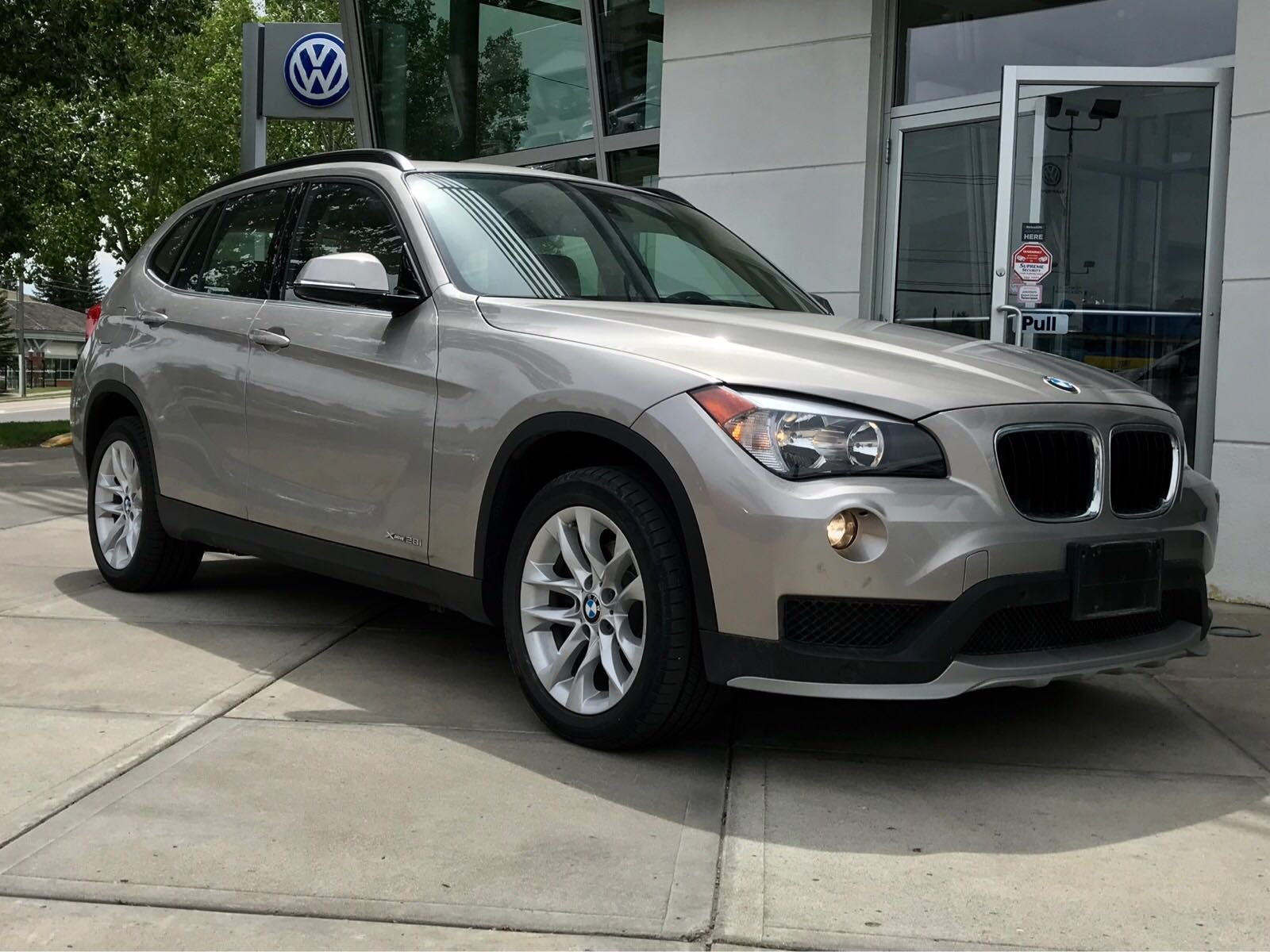 Pre Owned 2015 BMW X1 xDrive28i Sport Utility in Calgary