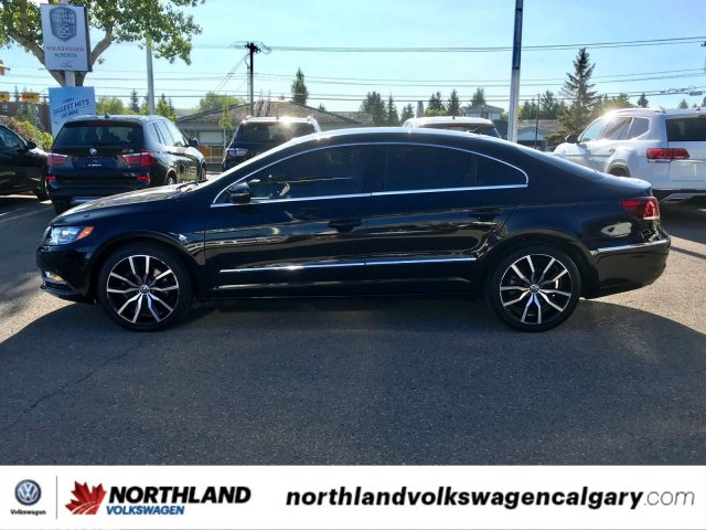 CERTIFIED USED 2016 VOLKSWAGEN CC HIGHLINE WITH NAVIGATION