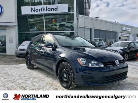 Certified Pre-Owned 2017 Volkswagen Golf Trendline