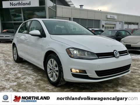 Certified Pre-Owned 2015 Volkswagen Golf Comfortline
