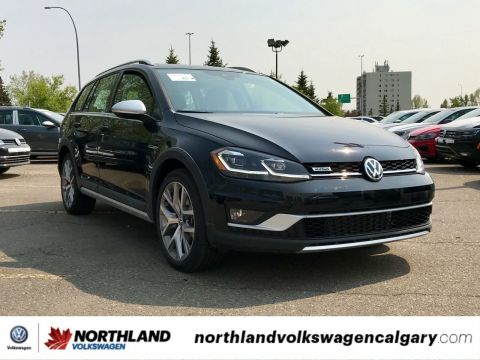 New 2019 Volkswagen Golf Alltrack Execline