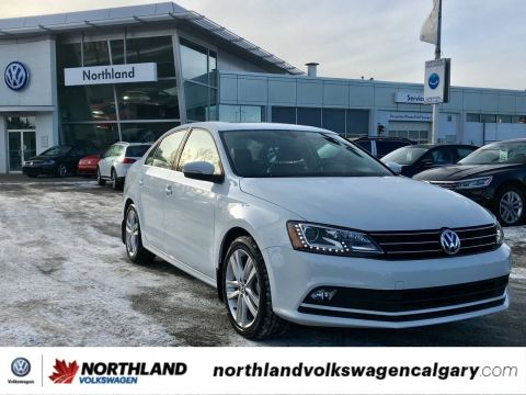 Pre-Owned 2017 Volkswagen Jetta Sedan Highline